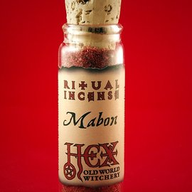 Hex Mabon Ritual Incense
