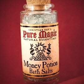 Hex Pure Magic Money Bath Salts