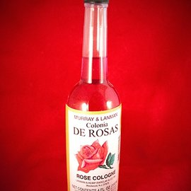 Hex Rose Cologne by Murray and Lanman - 4oz Plastic Bottle