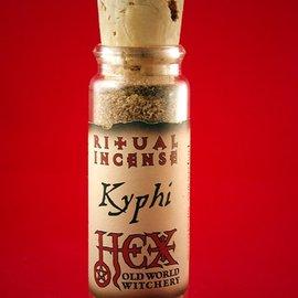 Hex Kyphi Ritual Incense