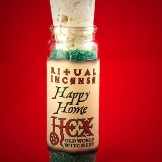 Hex Happy Home Ritual Incense