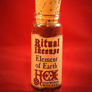 Hex Element of Earth Ritual Incense
