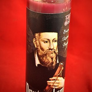 Hex Nostradamus 7-Day Candle