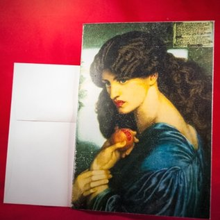 Hex Greeting Card - Persephone