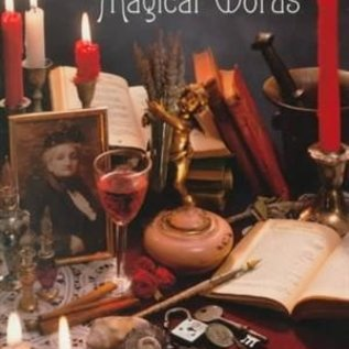 Hex Crone's Book of Magical Words
