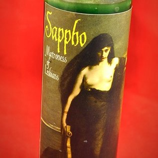 Hex Sappho 7-Day Candle