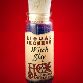Hex Witch Slap Ritual Incense