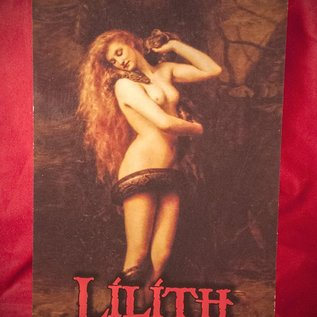 Hex Lilith Postcard