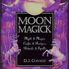 Hex Moon Magick: Myth & Magic, Crafts & Recipes, Rituals & Spells