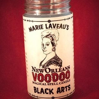 Hex Black Arts - Marie Laveau's New Orleans Voodoo Spell Candle