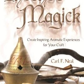 Hex Incense Magick: Create Inspiring Aromatic Experiences for Your Craft