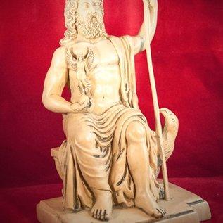Hex Zeus / Jupiter Statue