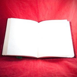 Hex Small Baphomet Journal in Black