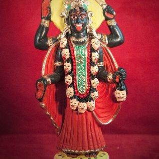 Hex Kali Medium Statue