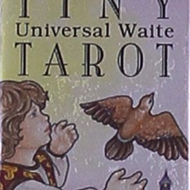 Hex Tiny Universal Waite Tarot