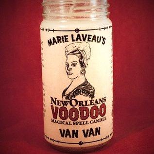 Hex Van Van - Marie Laveau's New Orleans Voodoo Spell Candle