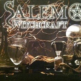 Hex Salem Witchcraft poster
