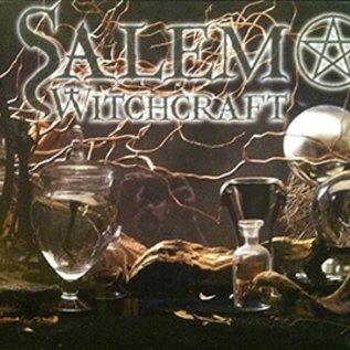 Hex Salem Witchcraft poster