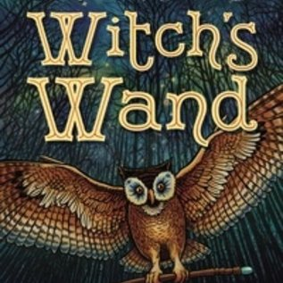 Hex The Witch's Wand: The Craft, Lore, and Magick of Wands & Staffs