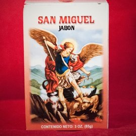 Hex Saint Michael Soap 3pz.