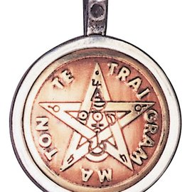 Hex Tetragrammaton Talisman for Divine Guidance & Knowledge