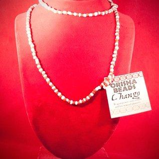Hex Chango Orisha Beads