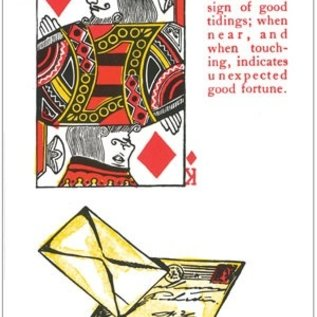 Hex Gypsy Witch Fortune Telling Cards