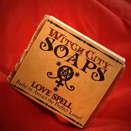 Hex Love Spell - Witch Wash Soaps