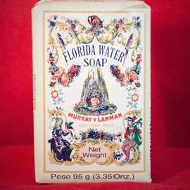 Hex Murray & Lanman Florida Water Soap 3.3oz
