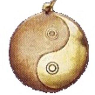Hex Yin Yang for Cosmic Harmony