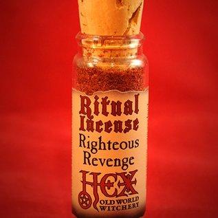 Hex Righteous Revenge Ritual Incense