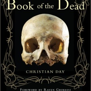 Hex The Witches' Book of the Dead - Signed by Christian Day!