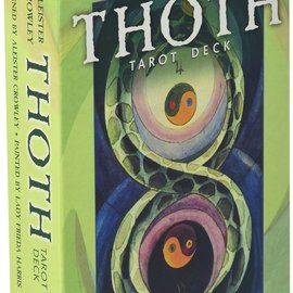 Hex Thoth Tarot Deck Large