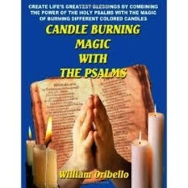 Hex Candle Burning Magic With The Psalms