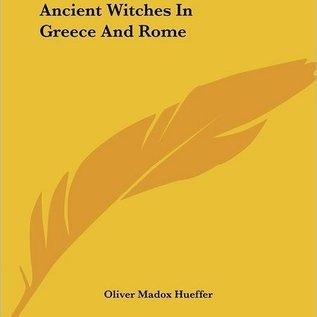 Hex Ancient Witches in Greece and Rome