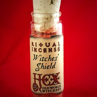 Hex Witches' Shield  Ritual Incense