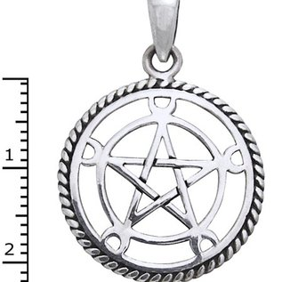 Hex Pentacle of the Moon