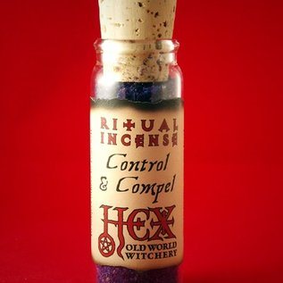 Hex Control and Compel Ritual Incense