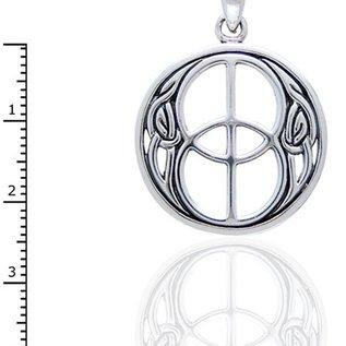 Hex Chalice Well Symbol