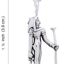Hex Maat - Goddess of Justice Pendant