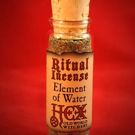 Hex Element of Water Ritual Incense