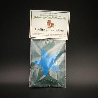 Hex Healing Dream Pillow — Herbs from a Witch's Garden