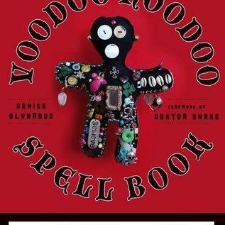 Hex Voodoo Hoodoo Spellbook