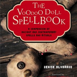 Hex The Voodoo Doll Spell Book
