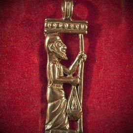 Hex Obatala in Bronze
