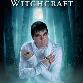 OMEN Initiation into Witchcraft signed by Author Brian Cain