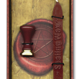 OMEN Magic Sealing Wax [With Sealing Wax and Stamp Designs]