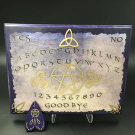 OMEN Celtic Pentacle Spirit Board by Heather Reid