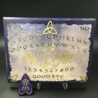 OMEN Celtic Pentacle Spirit Board by Heather Reid