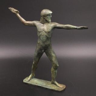OMEN Gallery Demeter Zues Statue 26x25cm